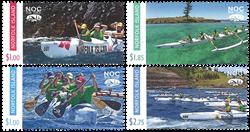 Norfolk Islands - Sport Maritime - Série neuve 4v