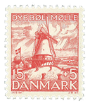 Danmark - AFA nr. 238 - Stålstik