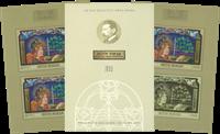 Ungarn - Róth Miksa folder - Postfrisk folder - oplag kun 650 stk.