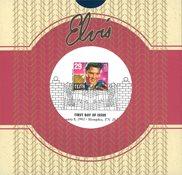 USA - Elvis førstedagskuvert tryk