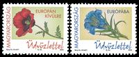 Ungarn - Planter - Postfrisk sæt 2v
