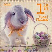 Finland - Easter Bunny - Mint stamp