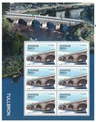 Suède - Ponts - Feuillet neuf