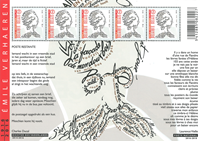 Bélgica - Emile Verhaeren - Minipliego nuevo