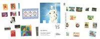 Saint-Marin - Collection annuelle 2015