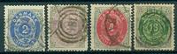 Danemark - 1870-71