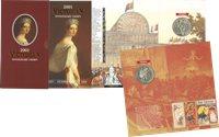 England - Dronning Victoria - Mønt i folder