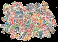 Danemark - Lot de doublons