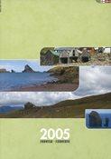 Îles Féroé - Livre annuel 2005 - Livre Annuel