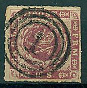 Danemark - 1883
