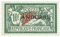Andorre - YT 22 - Neuf sans ch.