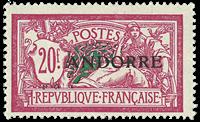 Andorre - YT 23 - Neuf sans ch.