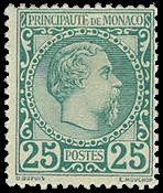 Monaco - YT 6 - Neuf avec ch.