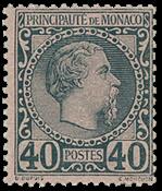 Monaco - YT 7 - Neuf avec ch.