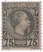 Monaco - YT 8 - Neuf avec ch.