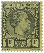 Monaco - YT 9 - Postfrisk
