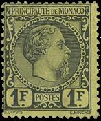 Monaco - YT 9 - Neuf avec ch.