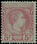 Monaco - YT 10 - Neuf avec ch.