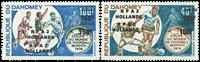 Dahomey - YT 221a+222a - Postfrisk