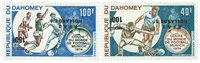 Dahomey - YT 221b+222b - Neuf sans ch.