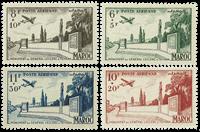 Maroc - YT PA 89-92 - Neuf sans ch.