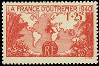 Frankrig - YT 453 - Postfrisk