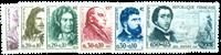 Frankrig - YT 1257-1262