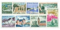 Frankrig - Seværdigheder YT1311-1318