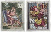 France - YT 1376-77 neuf