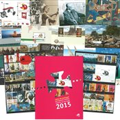 Portugal - Collection annuelle 2015