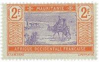 Mauretanien - YT 32 postfrisk