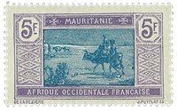 Maurétanie - YT 33 neuf