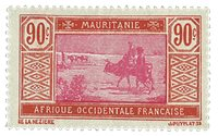 Maurétanie - YT 58 neuf