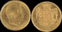 Danmark-Christian X 1913-1931-20 kr.guld