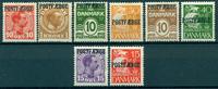 Danmark - Postfærge - 1919-30