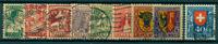 Suisse - 1915-22