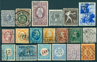 Netherlands - Collection - 1852-1941