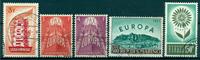 Europa CEPT - partij - 1956-73