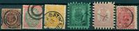 Skandinavien - Parti - 1852-1907
