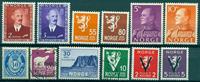 NORJA-kokoelma ajalta 1910-1967