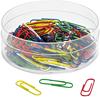 Trombones - Diff. couleurs - 140 pcs en boîte