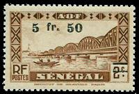Sénégal - YT 192 neuf