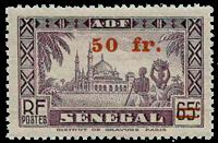 Senegal - YT 195 postfrisk