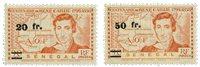 Sénégal - YT 196-97 neuf
