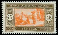 Senegal - YT 104 mint