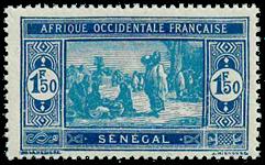 Sénégal - YT 108 neuf