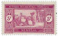 Sénéal - YT 109 neuf
