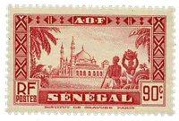 Senegal - YT 128 - Mint