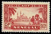 Senegal - YT 128 postfrisk