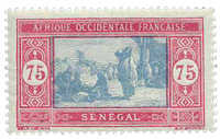 Senegal - YT 84A - nuovo